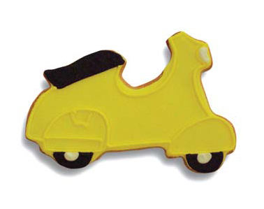 Yellow Scooter Cookie.jpg