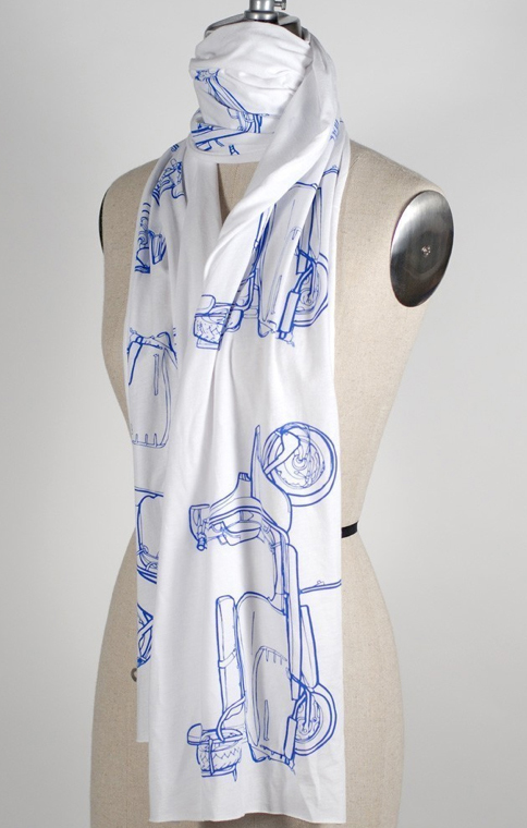 Lambretta Scarf