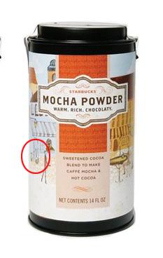 Mocha Powder