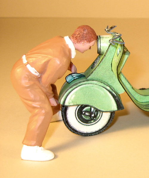 ScooterPaperModelDetail