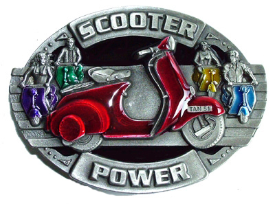 ScooterPowerBuckle