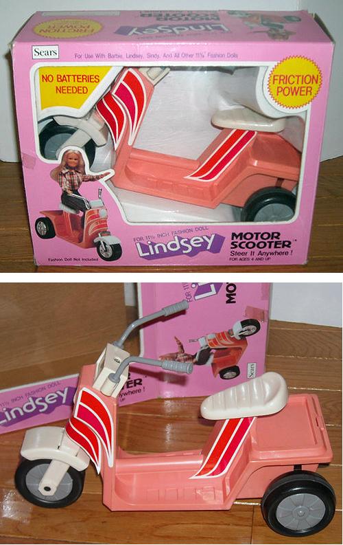 This Week S Rare Bit O Swag 1980s Lindsey Motor