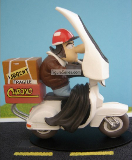 Joe Bar Team Scooter Vespa 125 PX Figurine