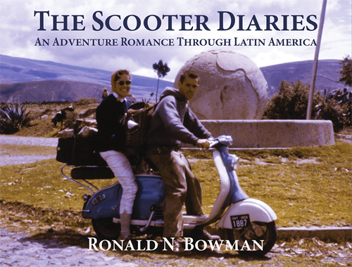 The Scooter Diaries Ronald Bowman