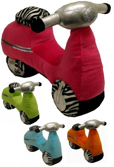 Vespa Pillows