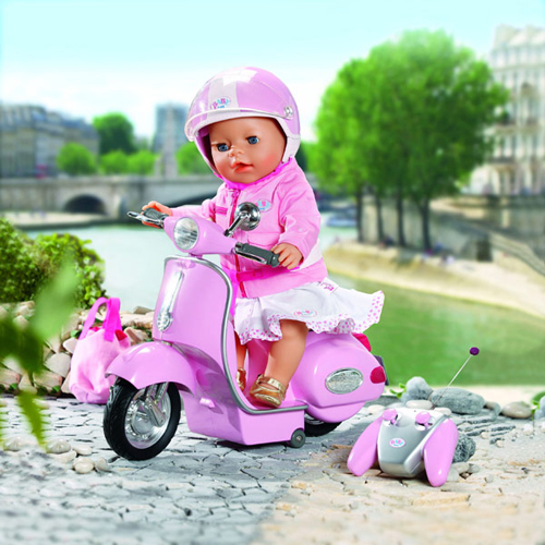 Baby Born Scooter Swag