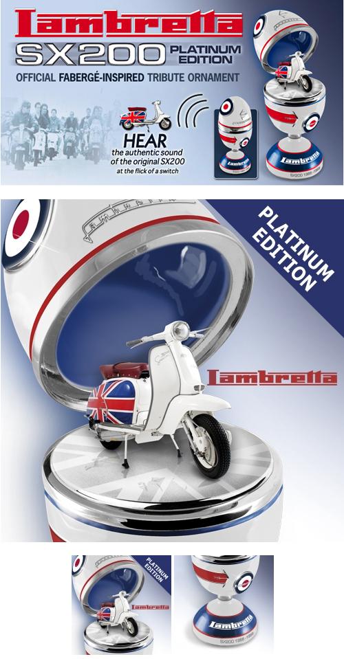 Lambretta Egg